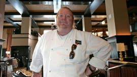 "Famed chef Mario Batali has been fired from ABC's ""The Chew"" following numerous allegations of sexual misconduct."