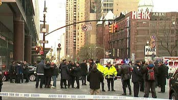 Fox News contributor reacts amid explosion investigation in New York City.