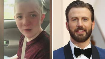 Fox411: After video of Keaton Jones' tearful recounting of being bullied went viral, the Tennessee boy has received an outpouring of support and gift offers from celebrities and athletes like Chris Evans and UFC's Dana White.
