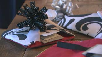 Wrapping paper has to go somewhere, but most of it is not recyclable. Now, one Arizona woman gives you a dose of green this holiday season.