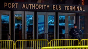 Law enforcement officials say an attempted suicide bomber who set off a rush-hour explosion at the nation's busiest bus terminal is a Bangladeshi national living in Brooklyn was inspired by ISIS; chief intelligence correspondent Catherine Herridge reports.