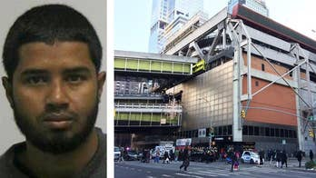 Should a 27-year-old Bangladeshi man, reportedly inspired by ISIS, who set off a pipe bomb inside New York's Port Authority bus terminal during rush hour Monday morning be treated as an enemy combatant? Insight from former D.C. police detective and defense attorney Ted Williams.