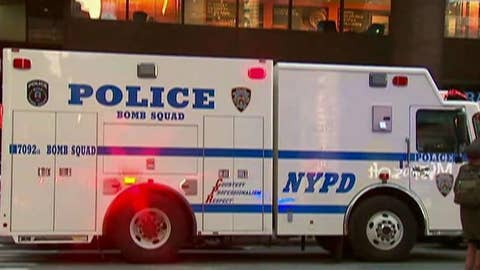 FBI joins NYPD investigation into NYC bomb blast