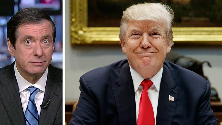 'MediaBuzz' host Howard Kurtz weighs in on how a succession of blunders have helped President Trump shred the media's credibility.