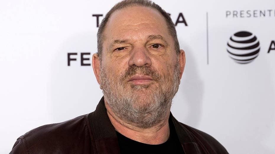 Weinstein's protection racket