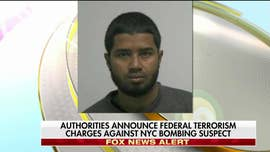 The immigrant from Bangladesh charged in a recent failed suicide bombing in New York City was scheduled to appear in court Wednesday to face charges related to the attempted attack.