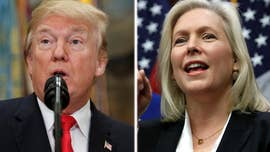 President Trump sent shock waves through mainstream media on Tuesday morning by attacking Sen. Kirsten Gillibrand with a cryptic tweet that is open for interpretation but many deduced that Trump was making a sexual double entendre.