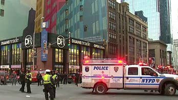 27-year-old Akayed Ullah charged with 5 criminal counts, including using a weapon of mass destruction after attempting to detonate a pipe bomb in New York City's Port Authority Bus Terminal.