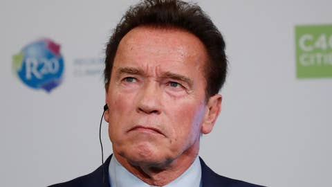 Schwarzenegger: Leaving Paris Agreement won't matter