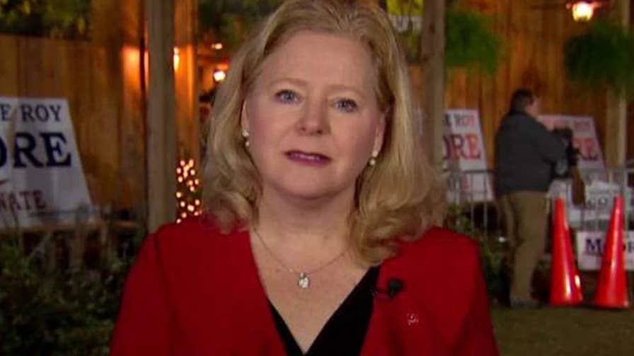 Janet Porter sounds off on 'The Story.'