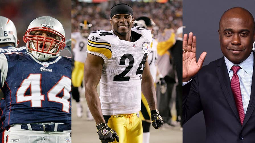 New reports reveal a former NFL wardrobe stylist has named Eric Weinberger, Marshall Faulk, Ike Taylor and Heath Evans as a part of a sexual harassment lawsuit against NFL Enterprises.
