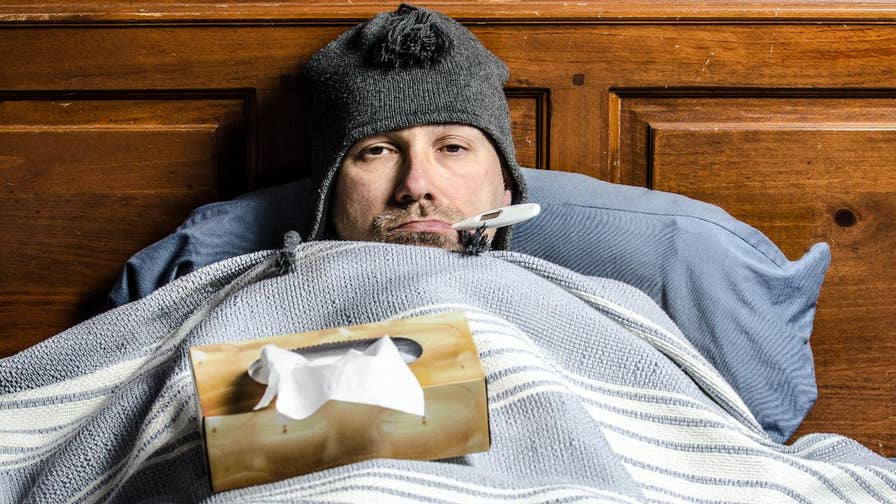 """The so-called """"man flu"""" has been a punchline for decades, but according to one expert it may be time to stop taking it lightly."""