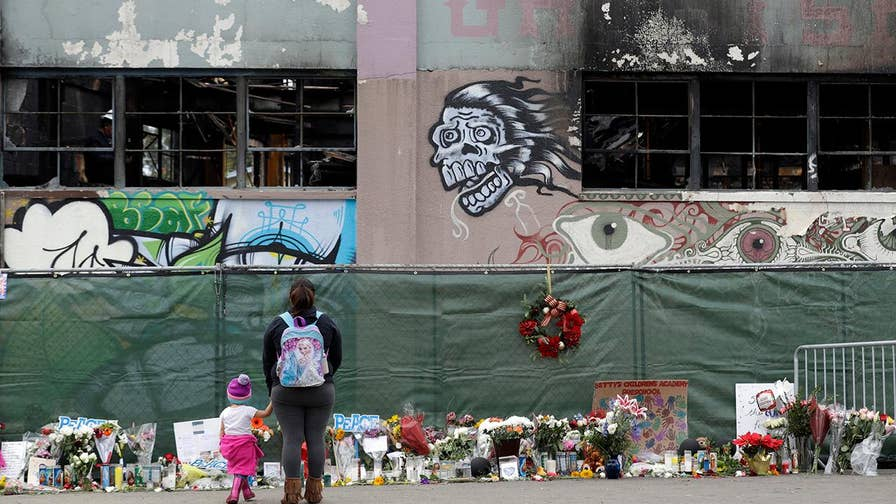 A fire in December 2016 killed 36 people at an Oakland warehouse that had been converted into an artist collective.