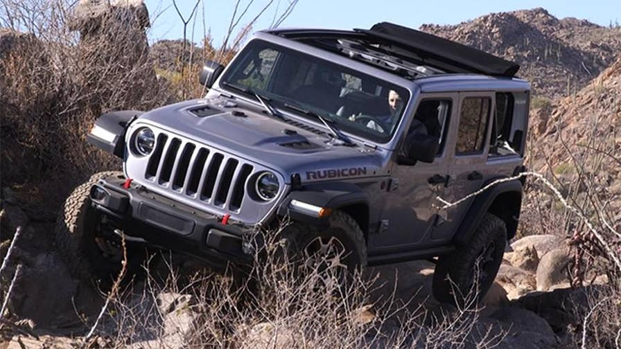 The 2018 Jeep Wrangler is all new and available for the first time as a hybrid. But can it still handle the rough stuff? FoxNews.com Automotive Editor Gary Gastelu went to the Arizona desert to find out.