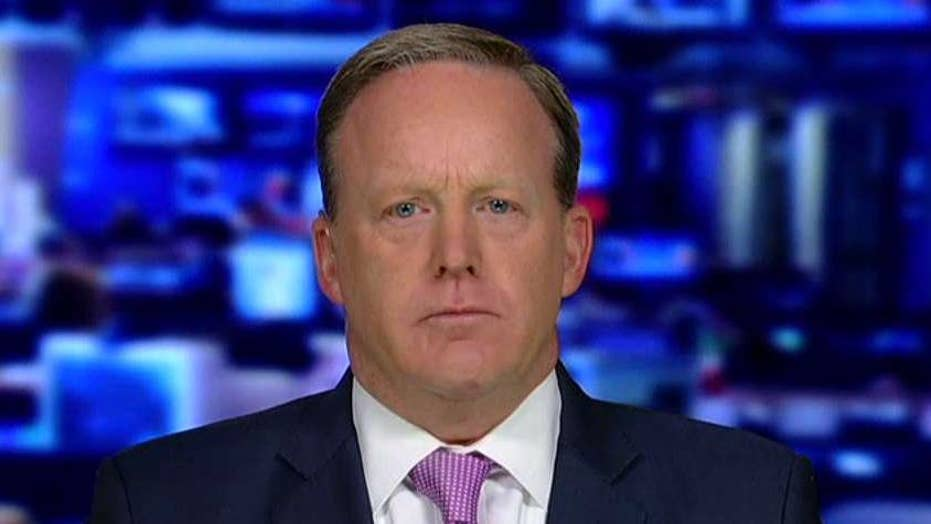 Sean Spicer: Mistakes undermine the credibility of the press