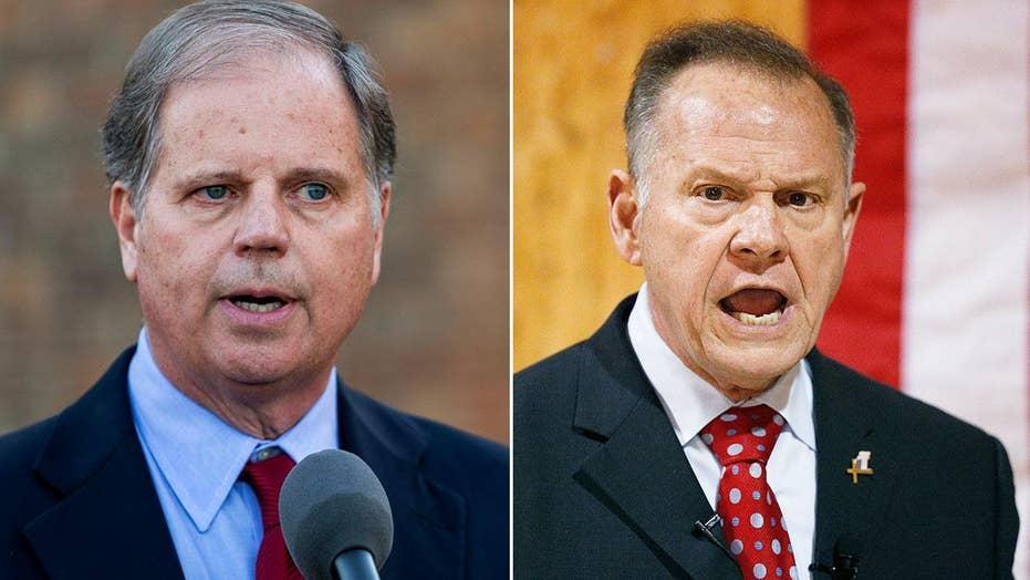 Alabama voters prepare to decide Senate race