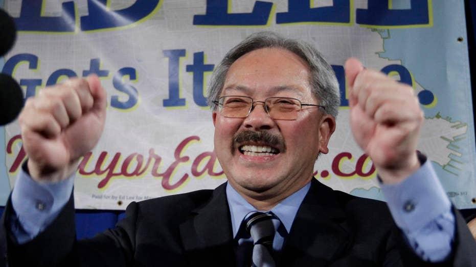 San Francisco Mayor Ed Lee dead at 65