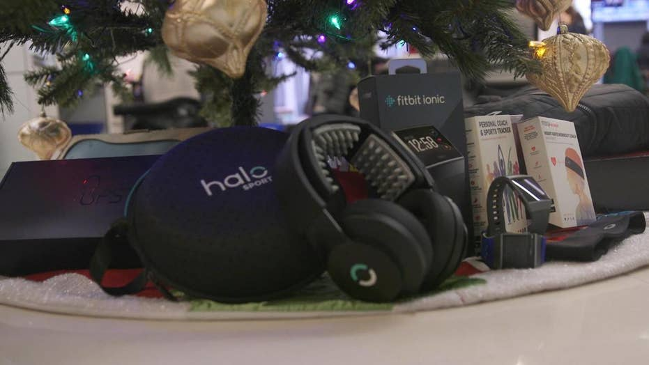 Holiday gift guide 2017: Health & Fitness