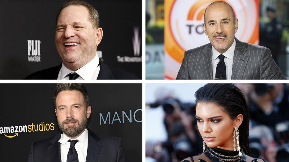 Biggest celebrity losers of 2017