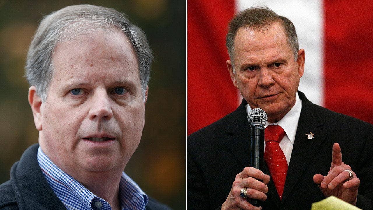 Alabama Senate election: Doug Jones wins in major upset, Roy Moore won't yet concede