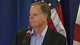 Democrat Doug Jones' victory in the Alabama Senate race dashed Republicans' hard-fought efforts to keep the open seat and retain their narrow, two-seat majority. But GOP leaders already are angling to convince Jones to back their legislative agenda, hoping he'll be willing to buck his own party to retain support from the state's largely conservative voters.
