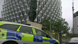 It is a high-tech high-security fortress in London.