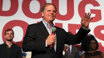 Alabama Democratic Sen. Doug Jones gets first GOP challenger for 2020
