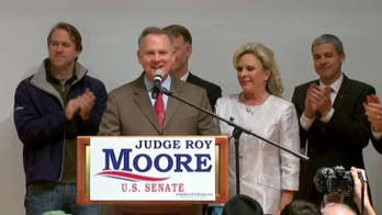 Roy Moore tried to be Trump and Doug Jones beat him. That's because only Trump can win as Trump