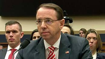 Deputy attorney general testifies before House Oversight Committee on handling of Russia investigation.