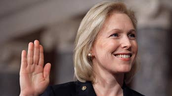 Gillibrand tells Colbert she's forming presidential exploratory committee