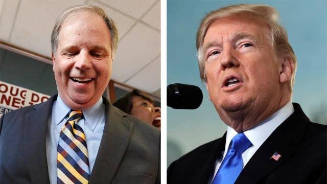 How will the Doug Jones victory impact Trump's agenda?