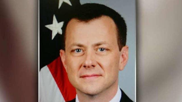 Anti-Trump texts surface from FBI agent