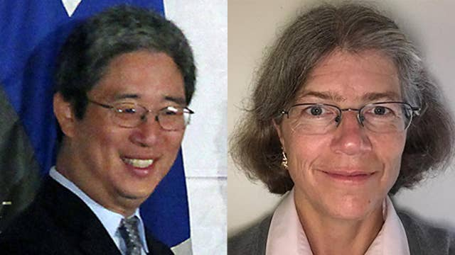 Fusion GPS linked to wife of DOJ official