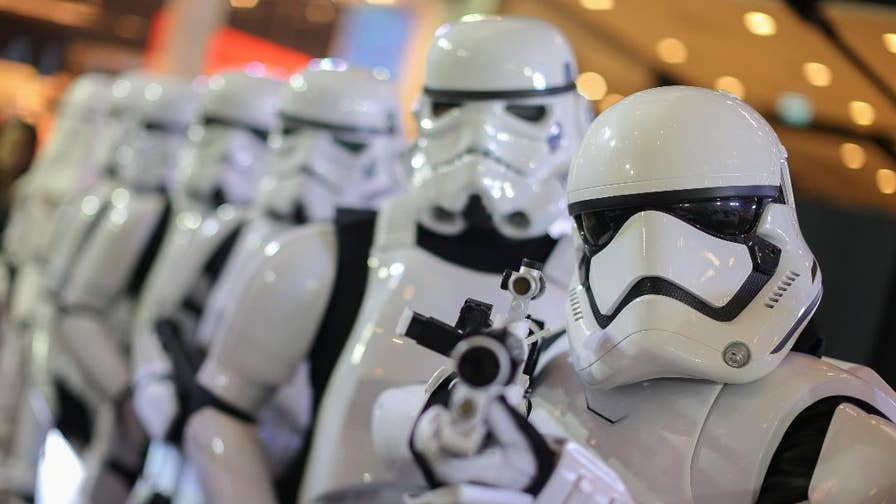 "'Star Wars' is more than just box office gold, but a franchise juggernaut. From retail sales to actor salaries, here's a breakdown of ""Star Wars"" by the numbers."