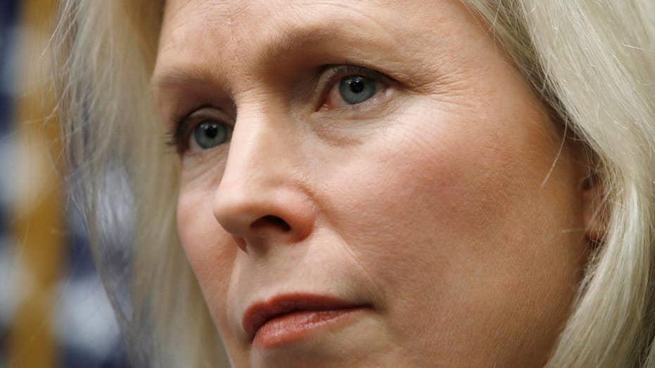 Gillibrand a sex scandal hypocrite?