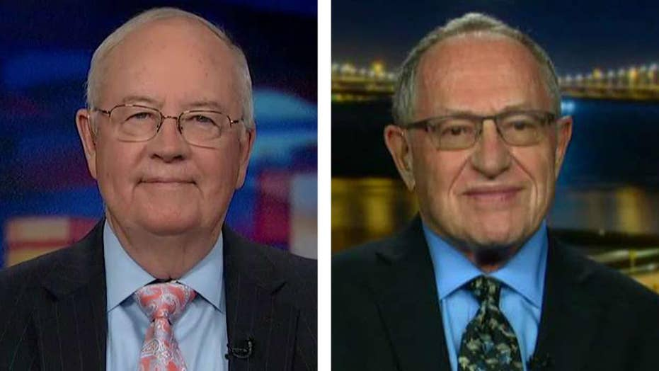 Starr, Dershowitz analyze the Alabama Senate race