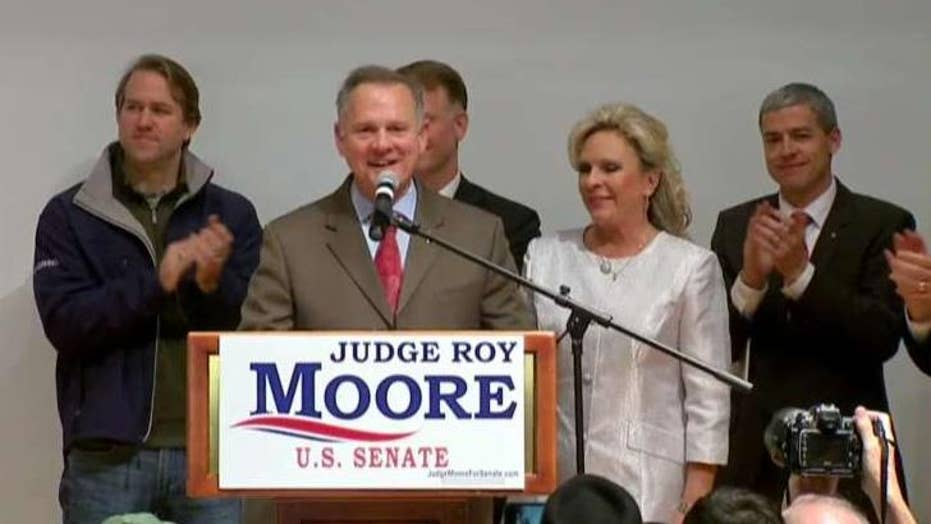 Roy Moore: It's not over