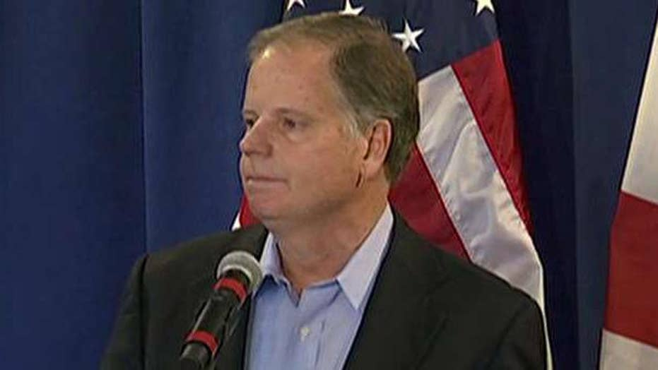 Doug Jones: After elections, it's a time for healing