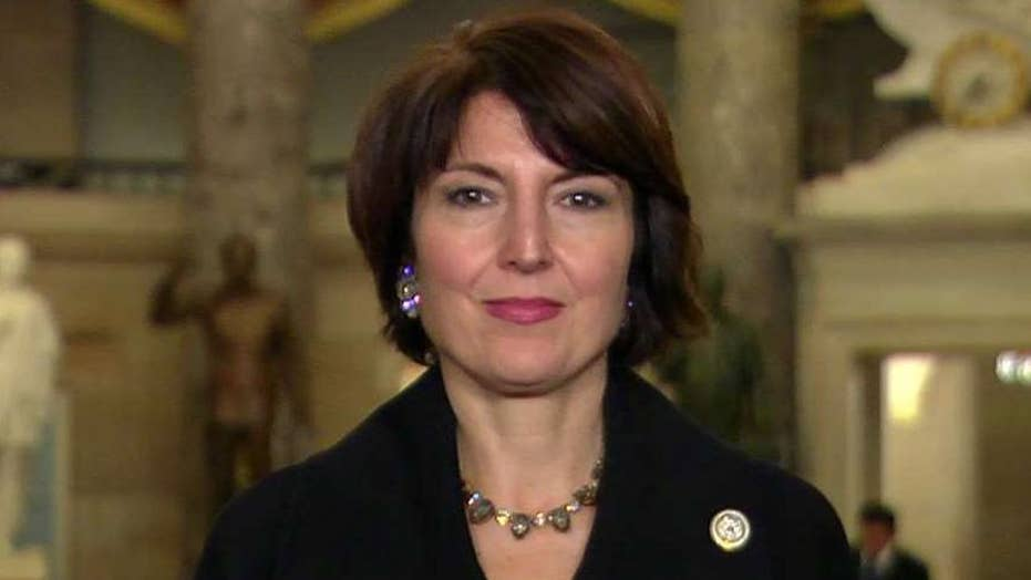 Rep. Cathy McMorris Rodgers on tax reform goals