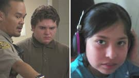 An 18-year-old entered a blended plea deal Monday in the rape and murder of a 12-year-old Utah girl he was accused of luring from her home with a story about a lost cat in 2015.