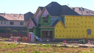 William La Jeunesse reports on the state's struggle to provide affordable housing.
