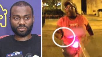 Chicago man suing former Lyft driver, ride share company after he claims she pulled firearm and threatened to 'blast' him while using a homophobic slur.