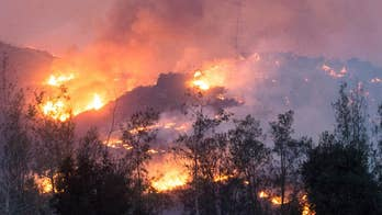 Incident occurred during the Thomas Fire which is burning in Ventura and Santa Barbara Counties.