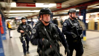 Terror warning comes days after failed pipe bomb attack at transit hub; reaction from Buck Sexton, former CIA counterterrorism analyst and former NYPD intelligence division specialist.