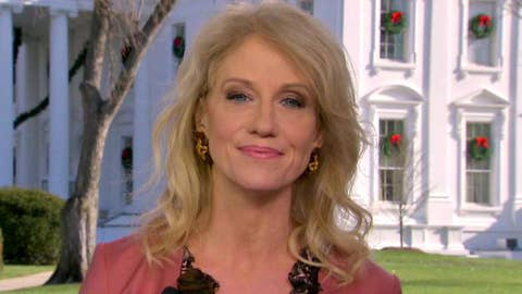Conway: Trump sees tax reform as moral imperative