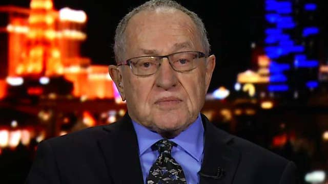 Dershowitz: Bias on Mueller team is very serious problem