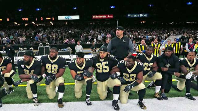 Saints fan suing NFL team over National Anthem protests