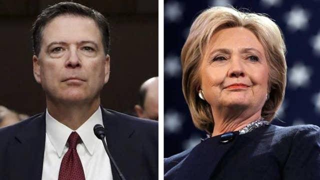 Fox News obtains original Comey draft statement on Clinton