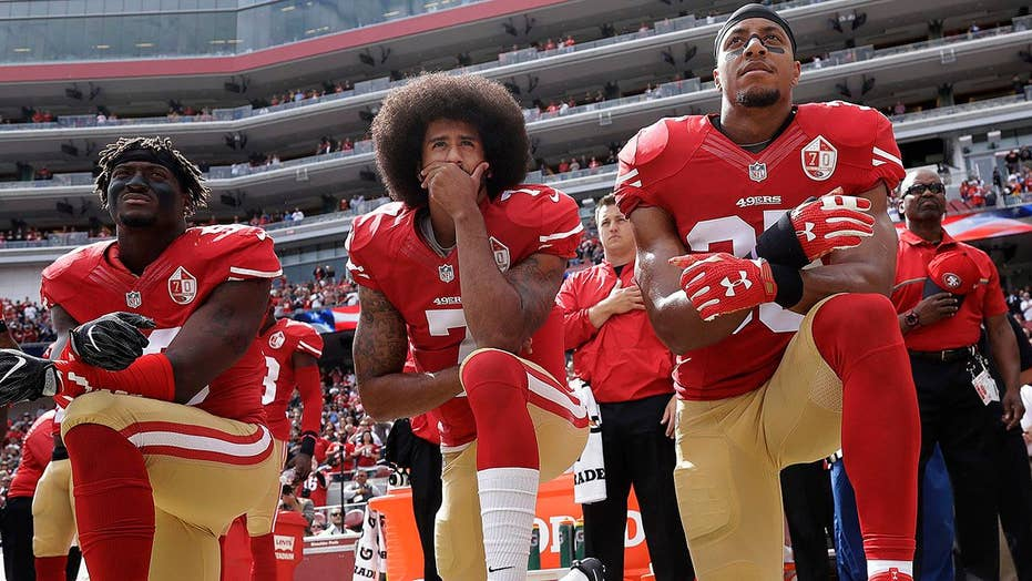 Correction officers outraged over Kaepernick's inmate visit