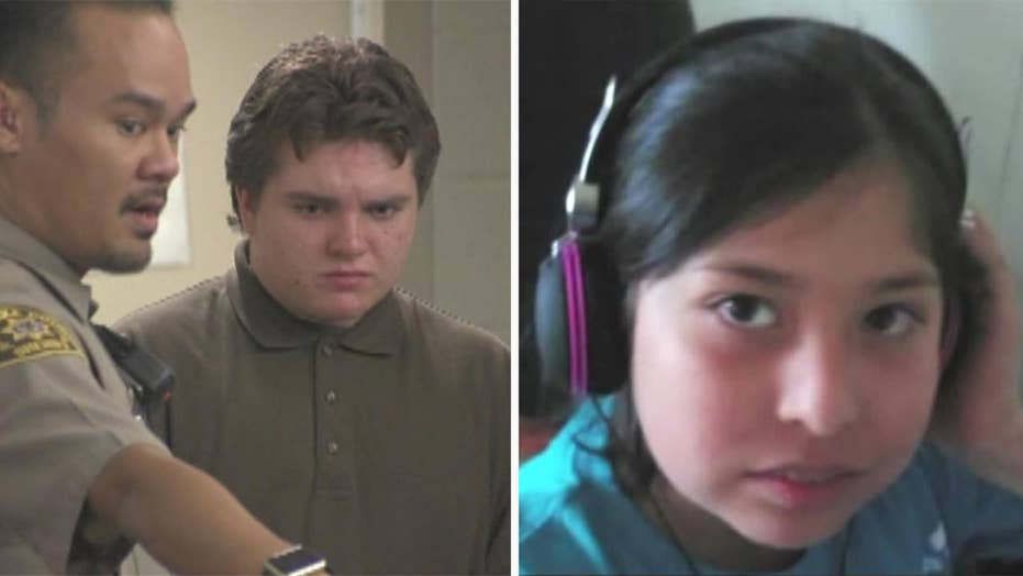 Teen takes plea deal in rape, murder of 12-year-old girl